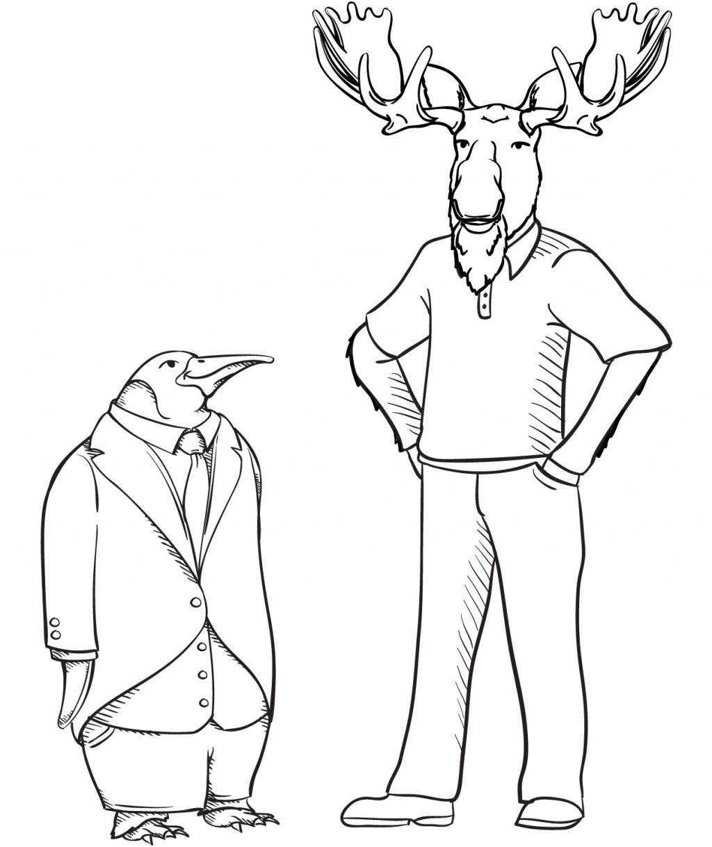 management moose penguin 2014